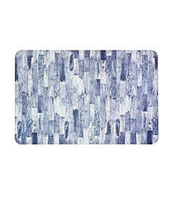 Bungalow Flooring New Wave Bone Tile Inlay Floor Mat