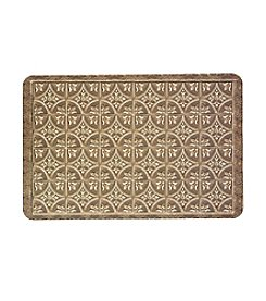Bungalow Flooring New Wave Tin Tile Bronze Floor Mat