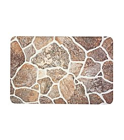 Bungalow Flooring New Wave Twist and Grout Floor Mat