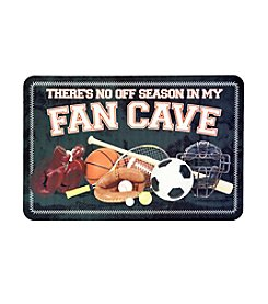 Bunglaow Flooring New Wave Fan Cave Floor Mat