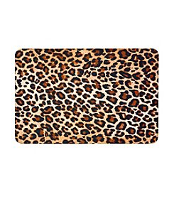 Bungalow Flooring New Wave Leopard Floor Mat