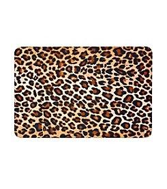 Bungalow Flooring New Wave Leopard Floor Mat