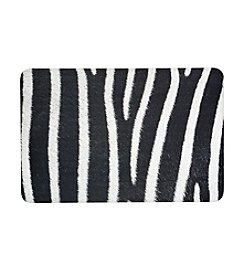 Bungalow Flooring New Wave Zebra Floor Mat