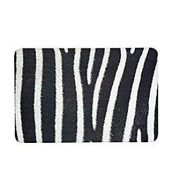 Bungalow Flooring New Wave Zebra Floor Mat