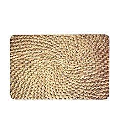 Bunglaow Flooring New Wave Radial Weave Floor Mat