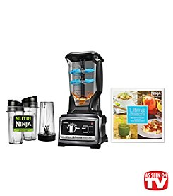 Ninja® BL830 Professional Ultima™ Blender with Nutri Ninja® cups & Recipe Book