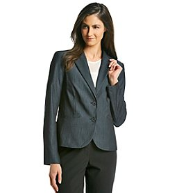 Jones New York Collection® Navy Multi Olivia Jacket