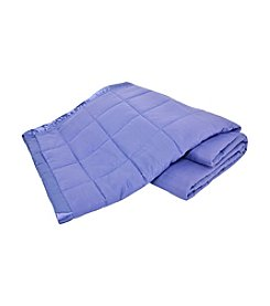 Elite Home Products Down-Alternative Solid Blanket