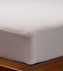 Sealy® Cotton Touch  Fitted Mattress Protector with Stain Protection