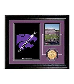 Highland Mint NCAA® Kansas State University Fan Memories Desktop Photo Mint