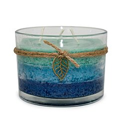 Deco Glow Three-Wick Soothing Fragrance Glass Candle