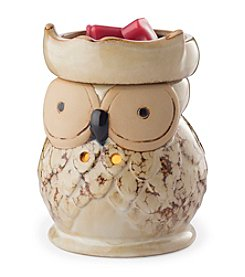 Candle Warmers Etc. Owl Illumination Warmer
