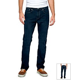 Levi's® Men's Qunicy Blue 513™ Slim Straight 5-Pocket Pant