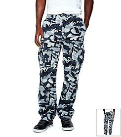 Levi's® Men's Black 550™ 'Ace' Relaxed Fit Cargo Pants