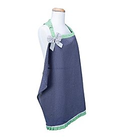 Trend Lab Perfectly Preppy Nursing Cover
