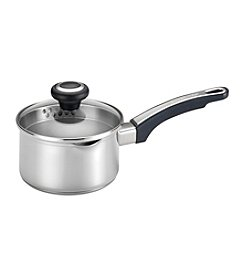Farberware® High Performance 1-qt. Stainless Steel Covered Straining Saucepan