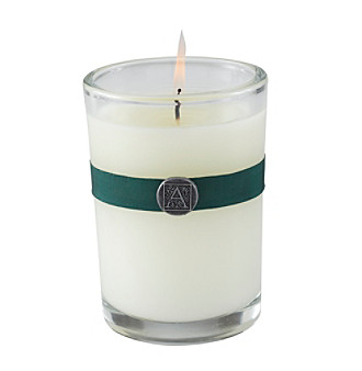 Aromatique Gardenia Candle in Glass