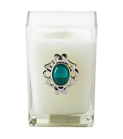 Aromatique Gardenia Medium Cube Candle