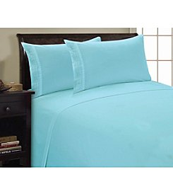 BELLEONE Two-Line Microfiber Sheet Set