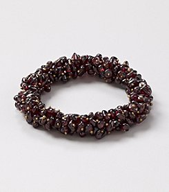 Genuine Multi Cluster Garnet Chip Elastic 7