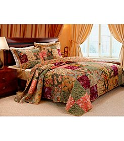 Greenland Home® Antique Chic 3-pc. Bedspread Set