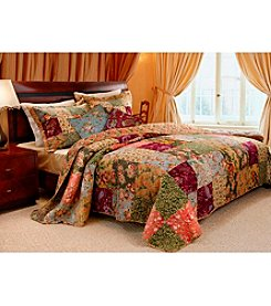 Greenland Home® Antique Chic 5-pc. Bonus Quilt  Set
