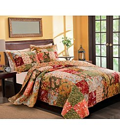 Greenland Home® Antique Chic 3-pc. Quilt Set