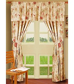 Greenland Home® Antique Rose Window Treatment