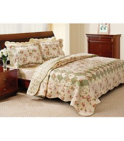 Greenland Home® Bliss 3-pc. Quilt Set