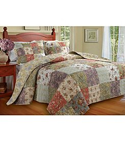 Greenland Home® Blooming Prairie 3-pc. Bedspread Set