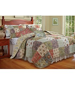 Greenland Home® Blooming Prairie 5-pc. Bonus Quilt Set