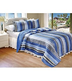 Greenland Home® Brisbane  3-pc. Quilt Set