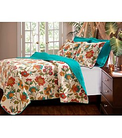 Greenland Home® Clearwater 3-pc. Quilt Set