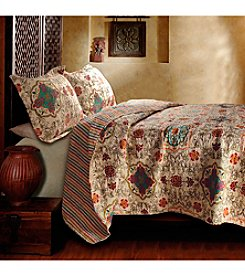 Greenland Home® Esprit 3-pc. Quilt Set
