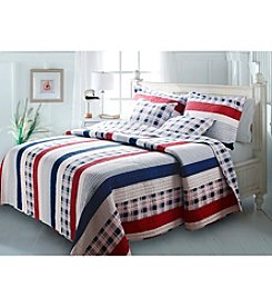 Greenland Home® Nautical Stripe 3-pc. Quilt Set