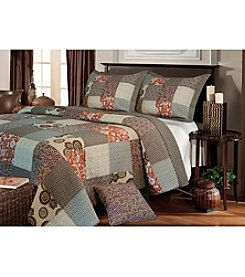 Greenland Home® Stella 3-pc. Quilt Set