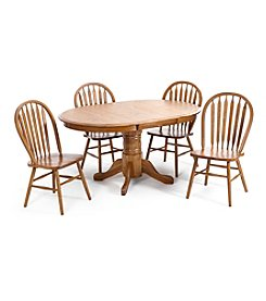 Intercon Classic Oak Dining Collection