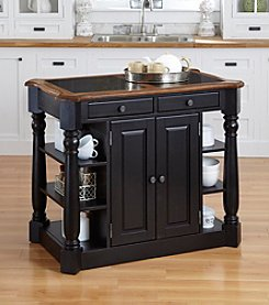 Home Styles® Americana Granite Kitchen Island