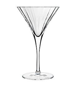 Luigi Bormioli Bach Set of 4 Martini Glasses