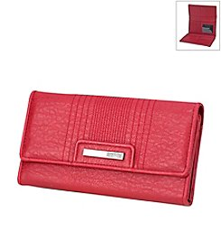 Kenneth Cole REACTION® Never Let Go Trifold Flap Clutch