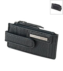Kenneth Cole REACTION® Never Let Go Snap Tab Credit Card Panel