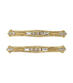 Downton Abbey® Goldtone Classic Edwardian Bobby Pins