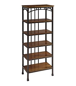 Home Styles® Modern Craftsman Six Tier Shelf