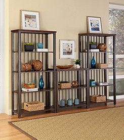 Home Styles® Cabin Creek 3-pc. Multi-Function Shelving Unit