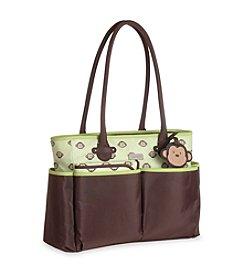 Carter's® Monkey Tote Diaper Bag
