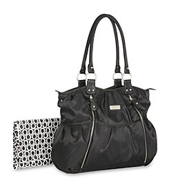 Carter's® Black Large Tote