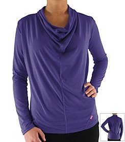 Rykä® Draped Neck Tee Shirt