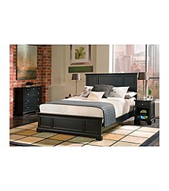 Home Styles® Bedford Black King Bedroom Collection