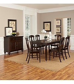 Home Styles® Bermuda Espresso Rectangular Dining Room Collection