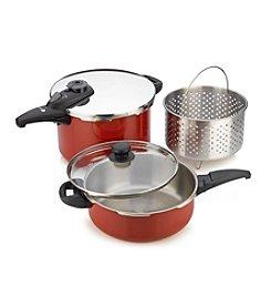 Fagor Cayenne Combi Pressure Cooker Set